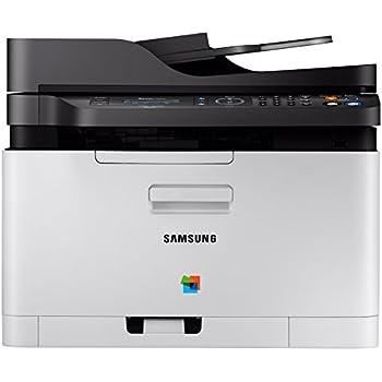 HP Xpress SL-C480FW Laser 18 ppm 2400 x 600 dpi A4 WiFi - Impresora multifunción (Laser, 2400 x 600 dpi, 150 Hojas, A4, Impresión Directa, Negro, ...