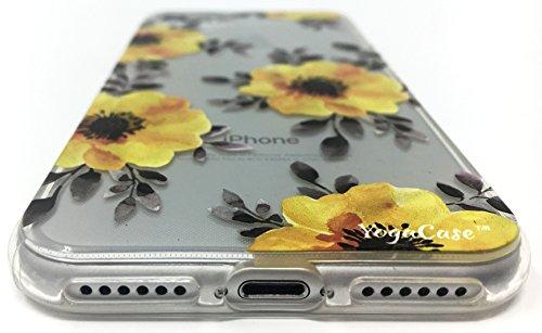 iPhone 6Plus/6s Plus case, Yogacase Intrends silicone della copertura protettiva