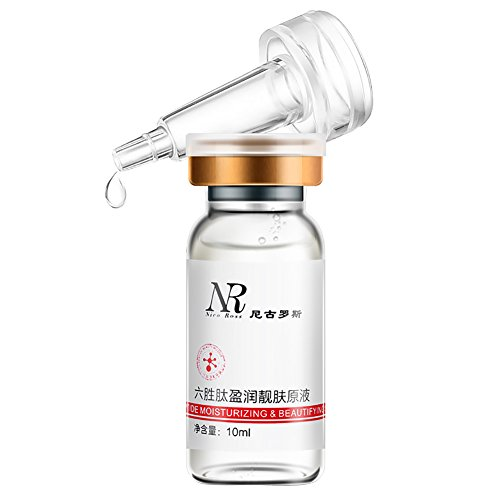 Image of ROMANTIC BEAR Hyaluronic Acid Matrixyl 3000 Argireline Anti Aging Wrinkle Vitamin C Cream Liquid Serum