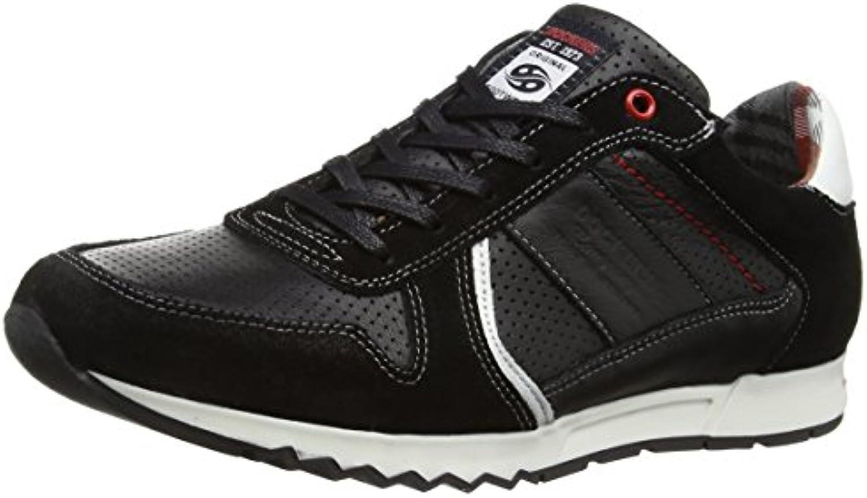 Boxfresh Herren Swich Prem ICN Lea Hohe Sneakers