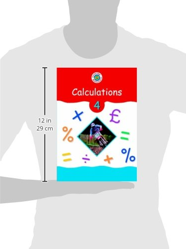Cambridge Mathematics Direct 4 Calculations Pupil's book