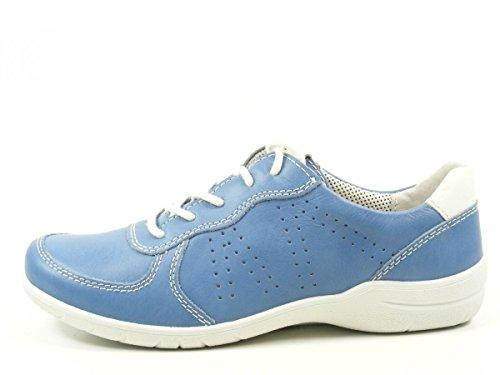 Josef Seibel 92435-MS905 Fabienne 35 Low-Top Sneaker donna Blau