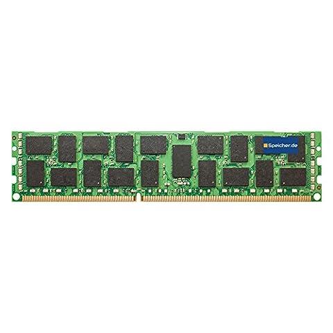 32GB mémoire pour Dell PowerEdge R810 DDR3 RDIMM 1333MHz PC3L-10600R