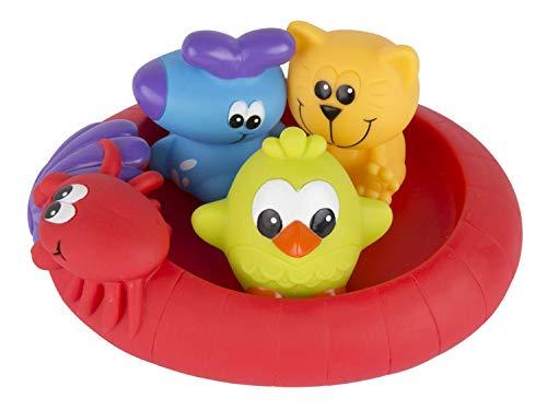Imagen de Juguetes De Bebé Para El Baño Playgro por menos de 7 euros.
