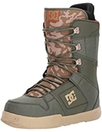 Army , 8.5 : DC Men's Phase Lace Up Snowboard Boots