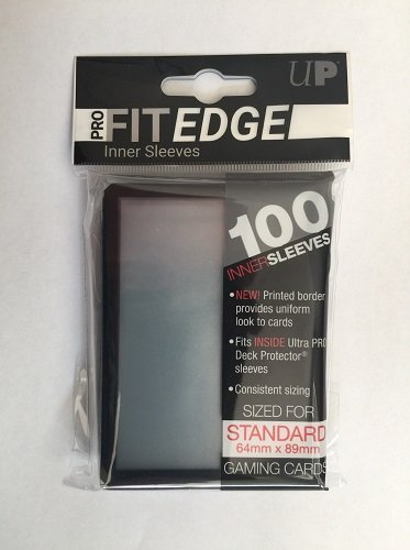 Ultra Pro- Fit Edge Inner Sleeves (100), Color (E-85270)