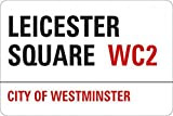 1art1 71136 London - Leicester Square Poster-Sticker Tattoo