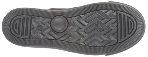 Richter Kinderschuhe - Fedora, Scarpe da ginnastica Bambina Grigio (Grau (steel/old Silv/Black 6501))