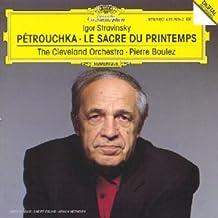 Stravinsky : Pétrouchka, Le Sacre du Printemps