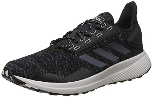 brand new 9fdd1 d1c42 adidas Men s Duramo 9 Running Shoes, Black (Carbon Onix Grey Two F17
