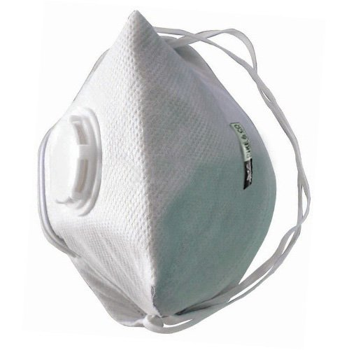 Pike y Co, portacajas mascarilla con filtro FFP3 caja expositora (5 UNIDADES) 2 - FFP3