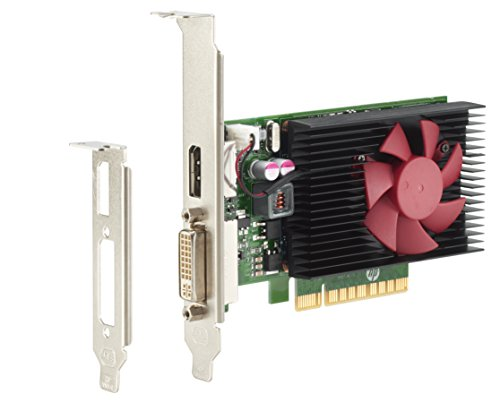HP NVIDIA GeForce GT 730 2GB PCIe x8 GFX