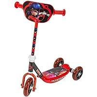 Ladybug - Patinete con 3 ruedas (Saica 5824)