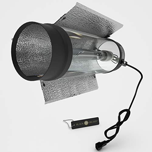 Hydrus Cool Tube Schatten Grow Raum Zelt Hydrokultur Beleuchtung Reflektor Air Cooled 125mm 12,7cm 150mm 15,2cm - 125mm 5