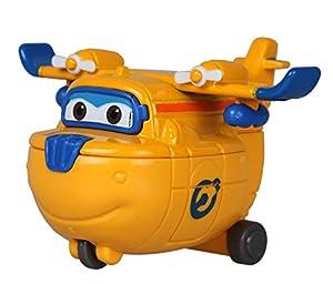 Alpha Animation & Toys Super Wings Die-Cast Donnie Metal vehículo de Juguete - Vehículos de Juguete (Metal, Azul, Naranja, 4 año(s), 9 año(s), Niño/niña, 59 g)