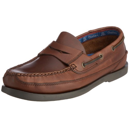 Chatham Marine Gaff G2, Chaussures voile homme Hippocampe
