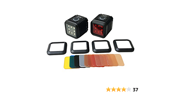 Litra Filter Set Farbfilter Set Led Lampe Elektronik