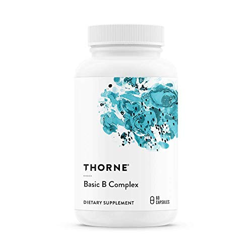 BASIC B COMPLEX 60 veg. Kapseln TH (Vitamin Research Thorne B)