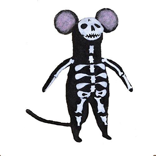 (homart Filz Skelett Maus Ornament)