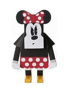 Collaboration Disney paper toy Minnie Mouse (japon importation)