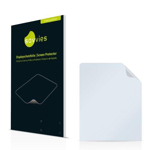 Savvies SC50 Displayschutzfolie passend für Samsung SGH-Z150 Schutzfolie Folie