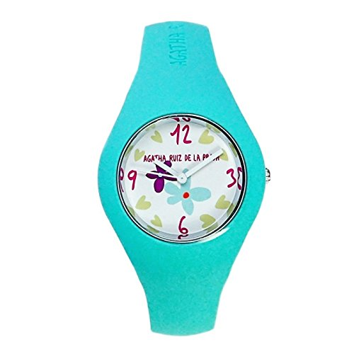 Uhr Agatha Ruiz De La Prada agr225-Uhr Mädchen Polo Himmel