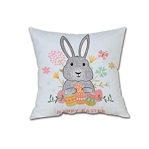 2019 nuovo elegante semplicità breve morbida copertura divano square 45cm×45cm/18×18 pollice federa cuscino caso arredamento lavabile by wudube