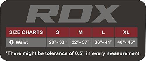 Authentisch RDX Gewichthebergürtel