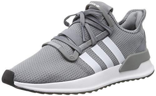 adidas Herren U_Path Run Sneaker, Grau (Grey/Footwear White/Core Black 0), 42 EU (Schuhe Adidas Von Für Herren Skate)
