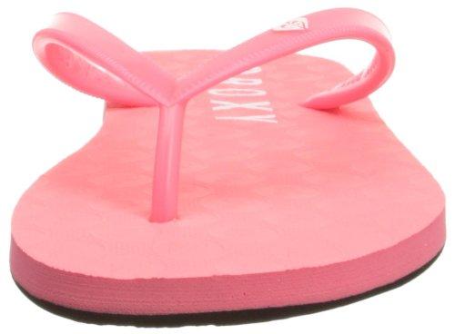 Roxy - Bamy J Sndl Gpk, Ciabatte Donna Rosa (Pink (GLOW PINK))