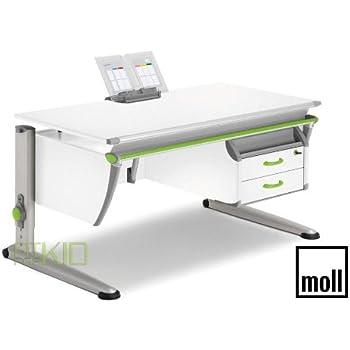 Kinderschreibtisch moll  Moll Schreibtisch Booster Weiss (Classic): Amazon.de: Küche & Haushalt