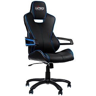 Nitro conceptos E200Carrera Series Gaming silla