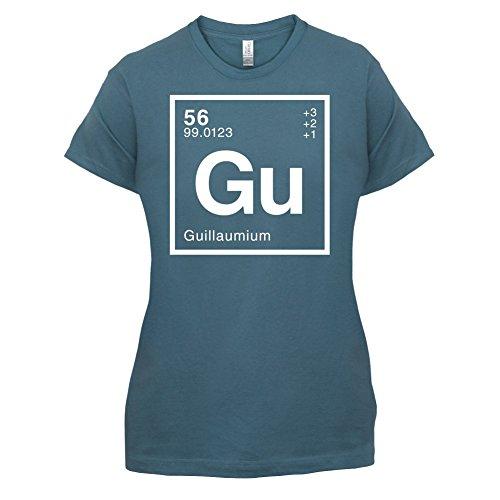 Guillaume - Élément Périodique - Femme T-Shirt - Bleu - XXL