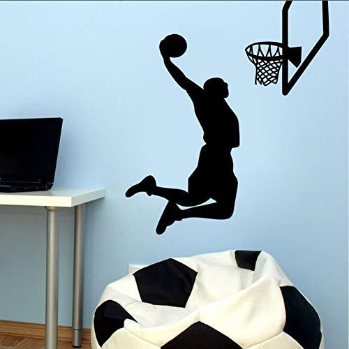 timeless design 198c9 b3174 Crjzty Design Wandtattoo Sport Wandaufkleber 2016 MVP Basketball Player  Lebron James Sport Wandaufkleber Wohnkultur Kunst Aufkleber