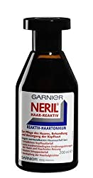 Garnier Neril Reaktiv-Haartonikum, Haarwasser zur Pflege und Gesunderhaltung von Haar und Kopfhaut, gegen vermeidbaren Haarausfall, 3er Pack (3 x 200 ml)