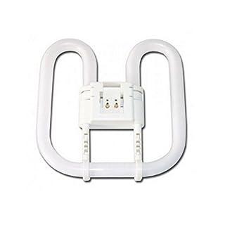 Pifco BLB1188 16W 2PIN Low Energy Cfl TU 2D Bulb - white