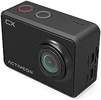 ACTIVEON CX Videocamera, 5 MP, 1080p/30fps, Nero
