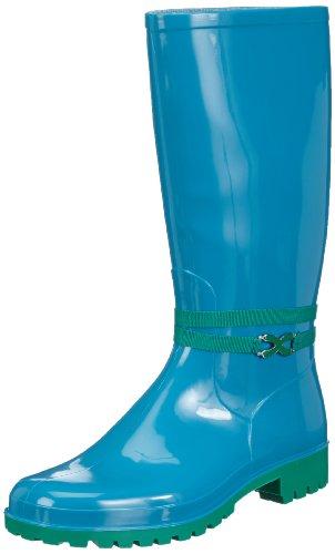 Spirale New Fashion, Bottes Classiques femme - Blau (azzurro 83)