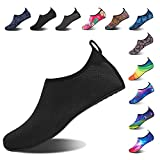 6b787785b3333 Mabove Chaussures Aquatique pour Femme et Homme Chaussures d'eau Chaussures  de Plage de Yoga
