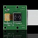 Módulo de cámara web de KOOKYE, REV 1.3, 5 MP, vídeo 1080p 720p, para Raspberry Pi modelos A y B