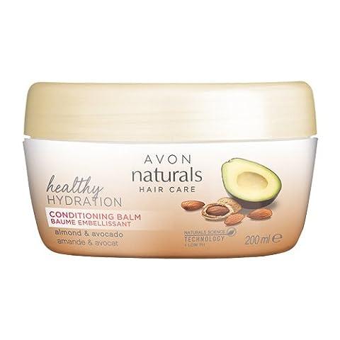 Avon Naturals Conditioning Balm, Mandel- und Avocado 200ml