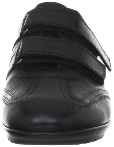 Geox UOMO SYMBOL U24A5H00043C9999, Bottes de pluie homme Noir-TR-I1-32