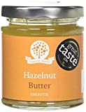 Nutural World - Smooth Hazelnut Butter (170g) - 100% Pure / Single Ingredient - Great Taste Award Winner