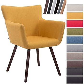 CLP Chaise de Salle à Manger Antwerpen Tissu I Chaise Design ...