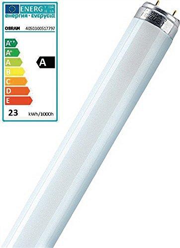 Preisvergleich Produktbild Leuchtstoffröhre Lumilux 18W L.59cm D.26mm Cool White Lichtfarbe 840 OSRAM,25St.