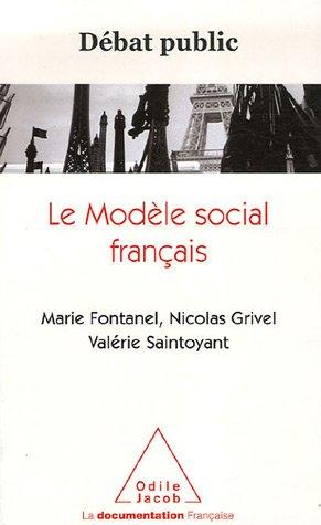 Débat public - Le modèle social français