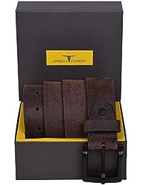 Urban Forest Clark Leather Belt for Men