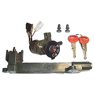 VICMA Juego de Cerradura de Interruptor con Llave para Yamaha BWS NG, Bump, MBK Booster