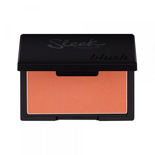 Mac Cream Colour Base (Sleek MakeUP Blush Life's A Peach 8g)