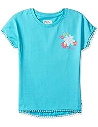 Dixcy Scott slimz Girl's Starred Regular fit T-Shirt